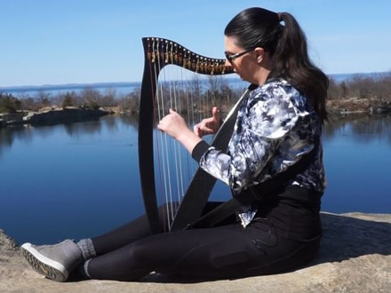 Channeling Grief Through Nature and Music