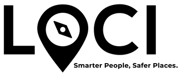 Loci Logo Full Black and White.png