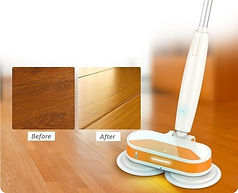 Mamibot electric mop, best cordless electric 4-in-1 mop in the world