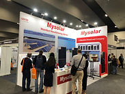 Mamibot Mysolar Aroused huge interest from attendees in All Energy AU, Melbourne Oct. 23-24th 2019