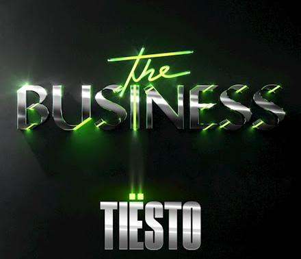 TIËSTO REGRESA CON NUEVO SINGLE: THE BUSINESS