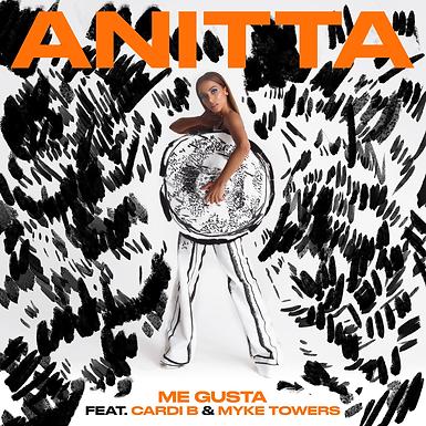 """""""ME GUSTA"""" LO NUEVO DE ANITTA CON CARDI B Y MYKE TOWERS"""