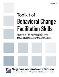 IMAGE Toolkit of Behavioral Change Facil