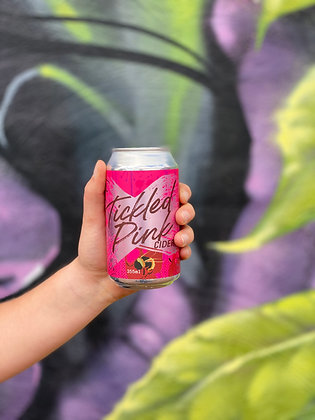 Tickled Pink Cider