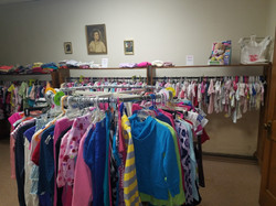 Kids Care Clothing Closet