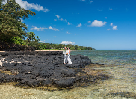 Getting married in Kauai - Most popular wedding packages and prices.