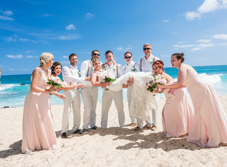 Why choose Hawaii for your Destination Wedding...rather than the Caribbean, Mexico, or the Bahamas?