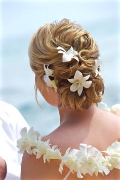 Hair Floral #12