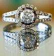 engagement ring - Kauai wedding package