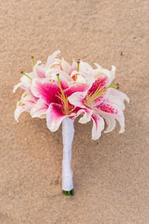 Beautiful Bouquet #3 hot pink