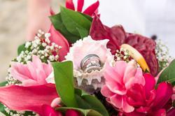 Custom Bridal Bouquet.