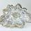 Thumbnail: White and Gray Raw Edged Onyx Dish