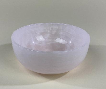 Pink Calcite Dish