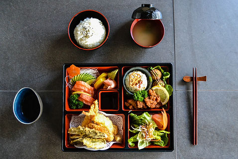 Japanese Bento restaurant Perth