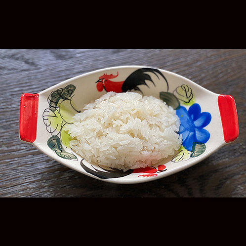 Cooked Sticky Rice