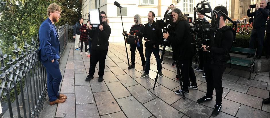 NHL in Prague