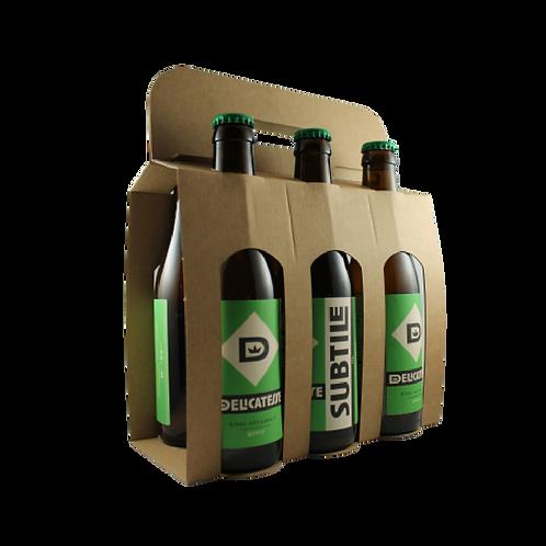 La Subtile - Bière IPA 6x33cl