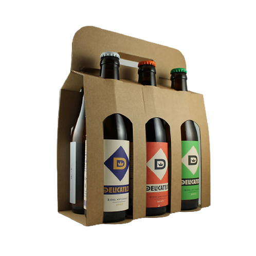 Pack sur-mesure La Délicatesse - Bières 6x33cl