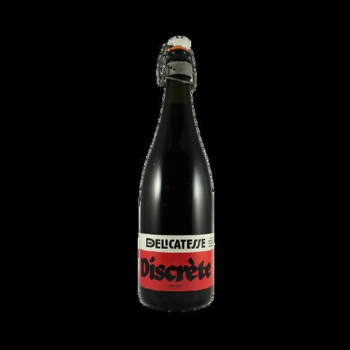La Discrète - Bière d'Abbaye 75 cl