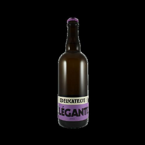 L'Élégante - Bière Saison 75 cl