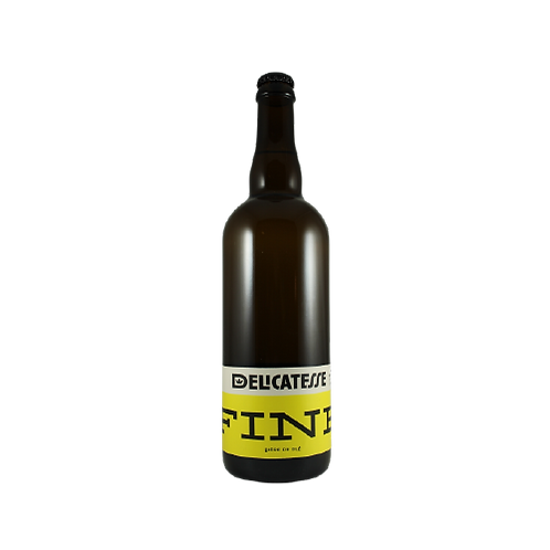 La Fine - Bière de blé 75 cl