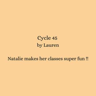 Barre 45 by Leaha Natalia is amazing !(4
