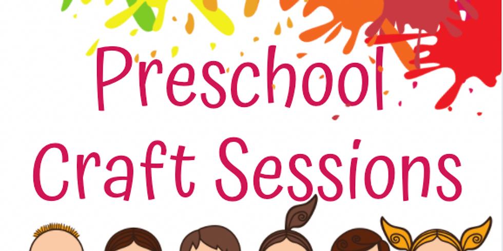 Dixie Tots Preschool Craft Session