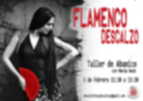 Flamenco Descalzo madrid Libres y Descal