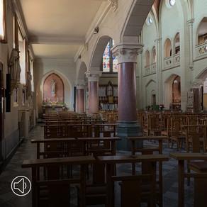 Nieuw audiosysteem voor het klooster te Deinze