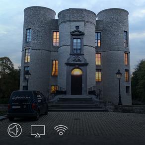 Unieke plek met moderne audio & video conferencing tools