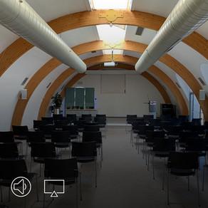 Audio & video voor conferentieruimte