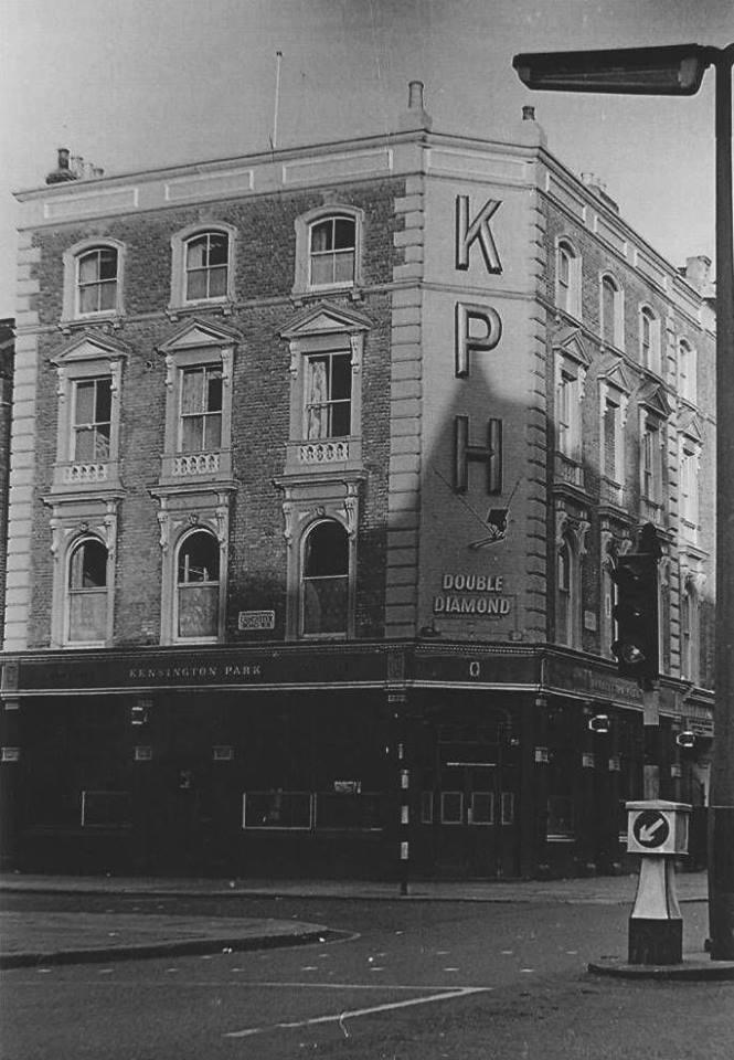 KPH Kensington Public House on Ladbroke Grove