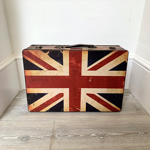Union Jack Brief Case