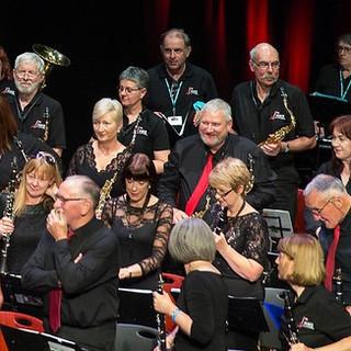 Hands across the sea concert