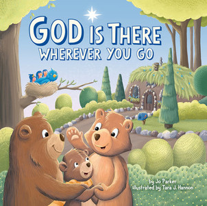 God Is There cover.jpg
