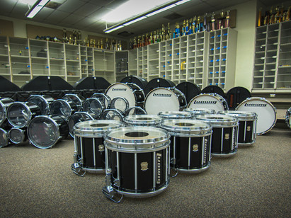Instinct Proudly Performs on Ludwig & Musser Equipment