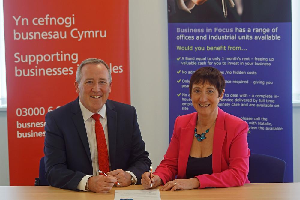 Business Enterprise in Wales