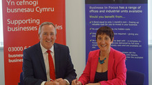 Business in Focus and PSP supporting the growth of business enterprise in Wales