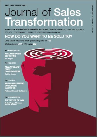 Journal of Sales Transformation