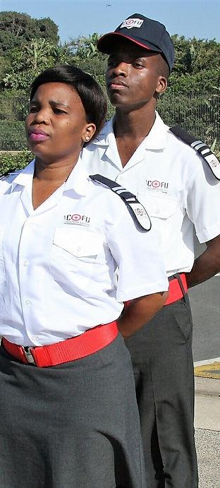 Cofu Security Guards, Cofu Security Officers