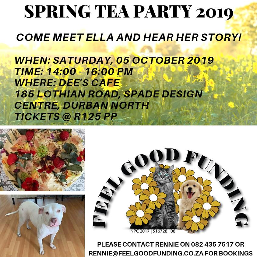 SPRING TEA PARTY 2019
