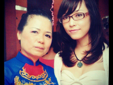 My WHY no.2: My mom