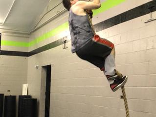 July Athlete Spotlight- Sean Comer