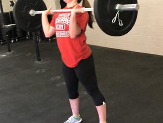 May Athlete Spotlight: Emma