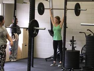 February Athlete Spotlight Rachelle Boobar!