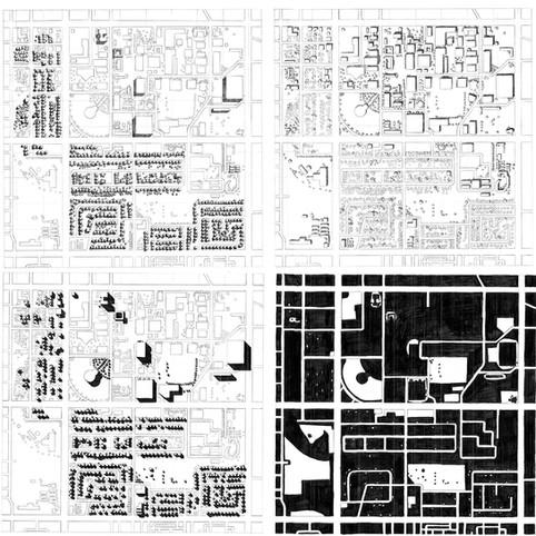 City scale shadow studies