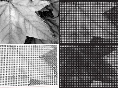 Leaf Railing Pattern