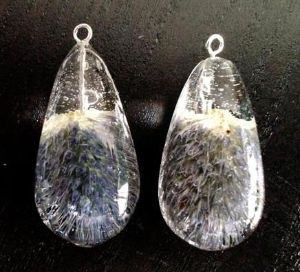 Thistle Earings