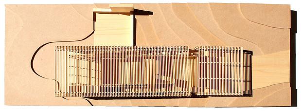 Case Study Model: Peninsula House - Sean Godselll