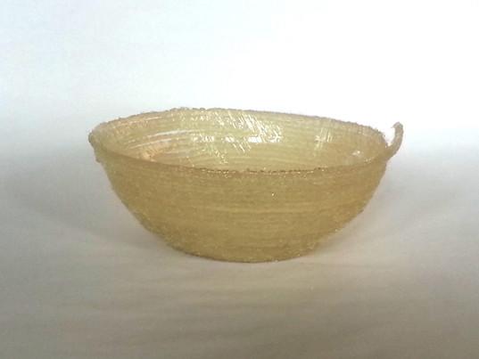 Student Resin Studies: Yarn Bowl